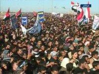 میلیونها نفر در تظاهرات امروز عراق خواهان سرنگونی مالکی شدند