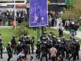 خبر فوری – تهران از ساعاتی قبل چهره نظامی به خود گرفته است