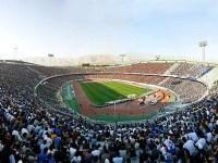 رژیم شرکت زنان را در جشن فوتبال ممنوع کرد