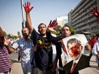 ۲۶ کشته و 850 زخمی در شب خونین در مصر