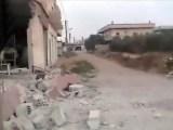 """محاصره منطقه استراتژیک """"خربه غزاله """" توسط ارتش ازاد سوریه"""