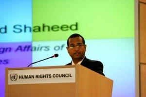 احمد شهید گزارشگر ویژه سازمان ملل در امر حقوق بشر ایران