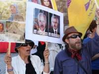 تظاهرات کنندگان در استکهلم از اوباما خواستند امنیت اشرف را تضمین کند