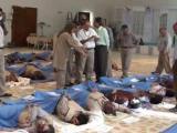 زندانیان سیاسی زندان زاهدان کشتار مجاهدین در عراق را محکوم می کنند