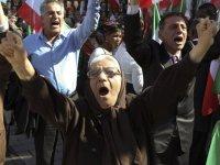 گزارش اختصاصی تصویری از تظاهرات هزاران نفر ایرانیان آزادیخواه در ژنو