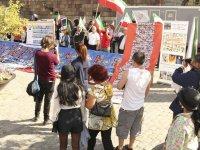 گزارش تصویری از تظاهرات امروز استکهلم در محکومیت حمله به اشرف