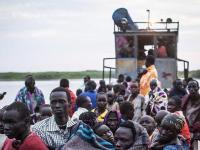 غرق شدن بیش از ۲۰۰ پناهجوی سودانی