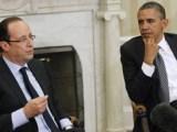 اوباما و اولاند: شرکتها و افراد نقض کننده تحریمهای ایران بشدت مجازات میشوند