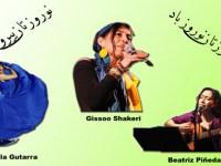 دعوت به جشن با شکوه نوروزی به همراه ترانه و موزیک در شهر استکهلم