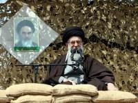 تأکيد خامنهای بر زنده نگه داشتن فضای جنگ و حمله به رفسجانی