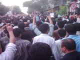 رژیم جنایتکار اخوندی،  در شادی مردم، سقوط خود را می بیند +فیلم