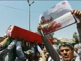 یک عضو سپاه قدس مقیم شهر قم در درگیری با شورشیان عراقی در شهر سامرا به هلاکت رسید