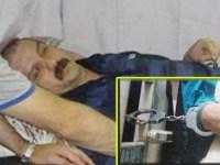 خانواده زندانی سیاسی در حال اعتصاب غذا رضا شهابی: در اعتراض به این وضعیت خانوادگی اعتصاب غذا می کنیم