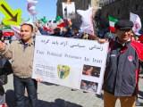 یک پناهجوی ایرانی هوادار مقاومت در سوئد در معرض اخراج به ایران قرار گرفت
