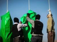 سه نفر در شیراز در ملاعام اعدام شدند