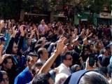 در سراشیب سقوط و سرنگونی ، شعار ندهید و کشاورزان را تهدید نکنید