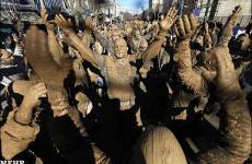 سرکرده سازمان تبلیغات رژیم: مراسم حسینی رگ حیات ماست باید برگزار شود