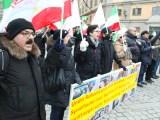 گزارش تصویری از آکسیون ایرانیان آزادیخواه در استکهلم