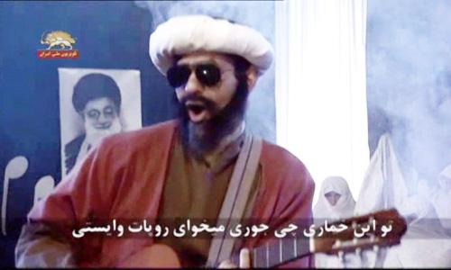 فیلم - ترانه های طنز سیاسی شاد و بسیار زیبای «ارکستر ولایت خبرگان» + دانلود فیلم