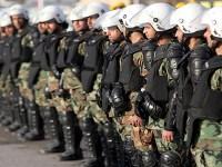 برقرار شدن فضای امنیتی و نظامی در شهرهای کردستان ایران در پی آزادی کوبانی