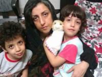 فیلم – صحبتهای غم انگیز و تکاندهنده فرزندان نرگس محمدی