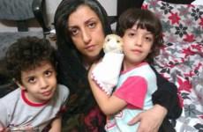 ضرب و شتم نرگس محمدی، هنگام انتقال وی از اوین به زندان زنجان