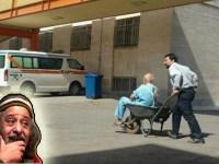 هادی خرسندی: بیمار در فرقان!!!