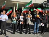اکسیون اعتراضی علیه اعدامها در ایران – استکهلم + تصاویر