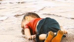 تصویر «کودکی» که جهان را بهت زده کرد