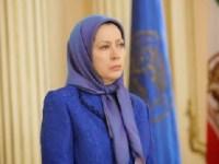 مریم رجوی: نتيجه نمايش انتخابات هرچه باشد تماميت رژيم را تضعيف و خشم عمومي از نظام را دوچندان مي كند