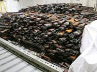 یک محموله دیگر از اسلحه های ارسالی ایران برای تروریستهای حوثی در یمن توقیف شد