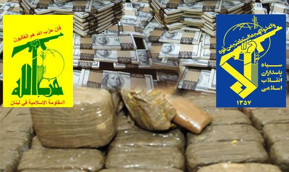گزارش آمریکا در مورد شبکه جهانی قاچاق مواد مخدر و پولشویی توسط ایران و حزبالله لبنان