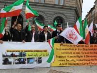 استکهلم – اعتراض علیه افزایش اعدامها در ایران