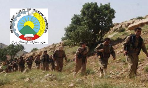 اطلاعیه شورای نظامی حزب دمکرات کردستان ایران در مورد درگیریهای  مسلحانه در مهاباد و مریوان