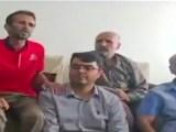 فیلم – سخنان شوانگیز و انقلابی جعفر عظیم زاده پس از 63 روز اعتصاب غذا و آزادی