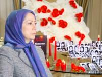 مریم رجوی خواستار محاکمه بینالمللی سران رژیم به اتهام جنایت علیه بشریت شد