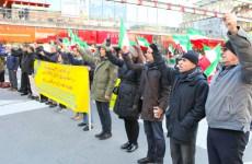 فیلم و گزارش تصویری از مراسم بزرگذاشت سالگرد شهادت 24 مجاهد خلق – استکهلم 29 اکتبر