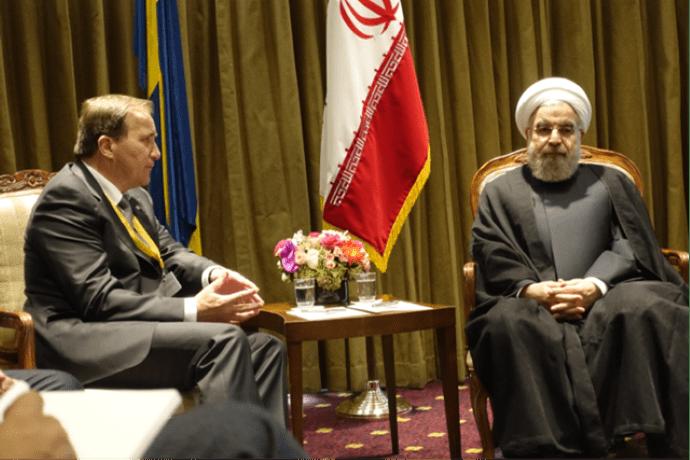 اطلاعیه: نخستوزیر سوئد در ماه آینده به ایران سفر میکند