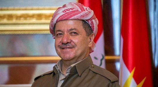 بارزانی خواستار همهپرسی برای استقلال کردستان شد