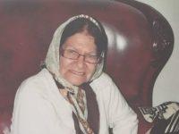 ابراز تأسف از درگذشت خانم خورشید مبینی