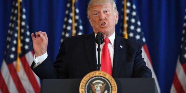 واکنش رژیم ایران به سخنرانی دونالد ترامپ