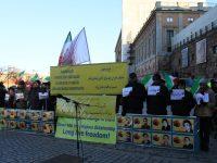 آکسیون استکهلم: زندانیان قیام را آزاد کنید
