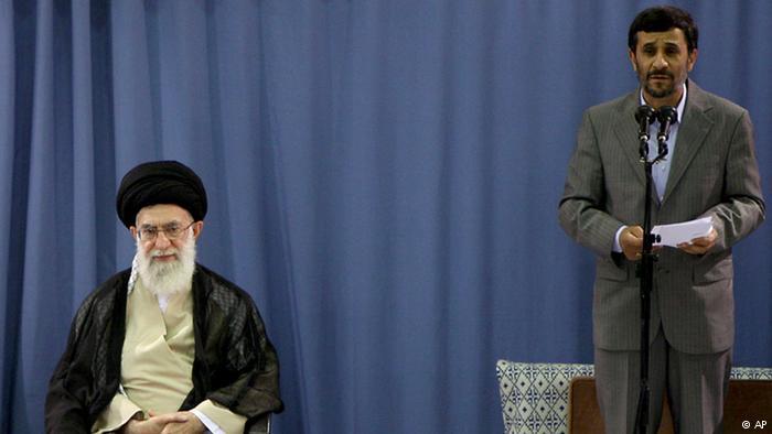 نامه احمدینژاد به خامنهای: انتخابات فوری و آزاد برگزار کنید