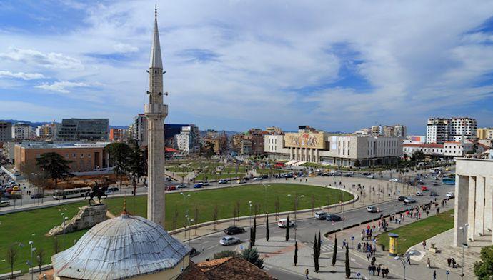 دستگیری دو ایرانی به اتهام تروریسم در تیرانا پایتخت البانی