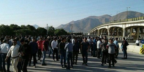 اعتراض کارگران هپکو از سر گرفته شد