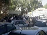 تجمع کارگران: کارخانه تولی پرس با ۱۵۰ کارگر موقتا تعطیل شد