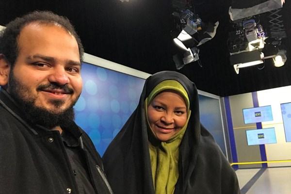 ماجرای مسلمان شدن مجری آمریکایی