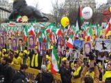 فراخوان به تظاهرات و راهپیمائی بزرگ در پاریس