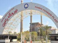 جمعی از كارگران نیروگاه برق «رامین» اهواز تجمع اعتراضی برگزار کردند