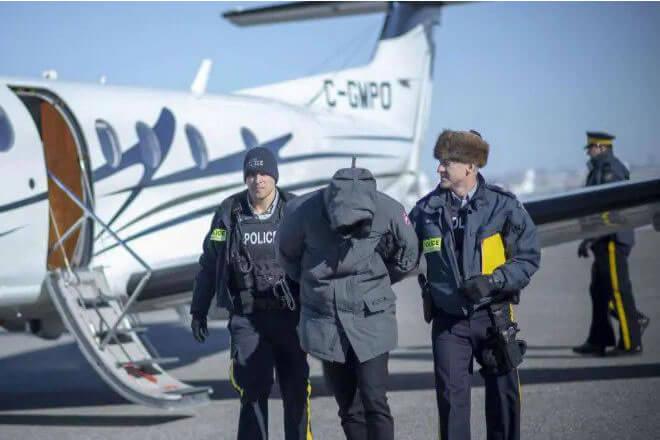هفت ایرانی در جریان کشف شبکه پولشوئی در کانادا بازداشت شدند